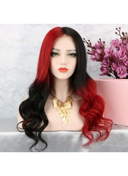 Custom order will take 4-6 working day Full lace wig pre plucked hair line baby hair  color hair 100% human hair 8A quality picture style